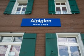 Alpiglen Station
