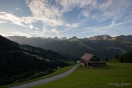 Morning View Walsertal