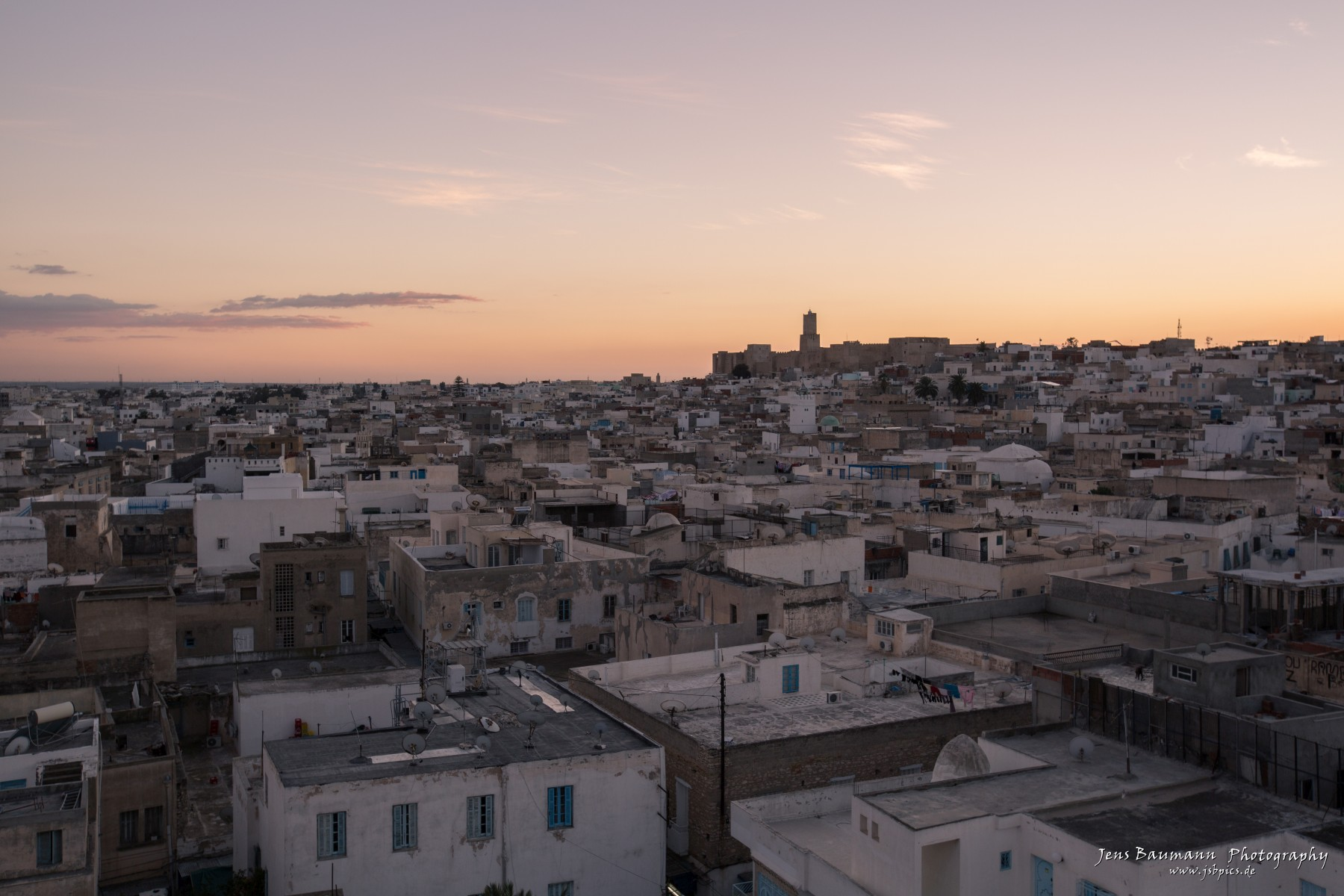 Medina and Kasbah Sousse