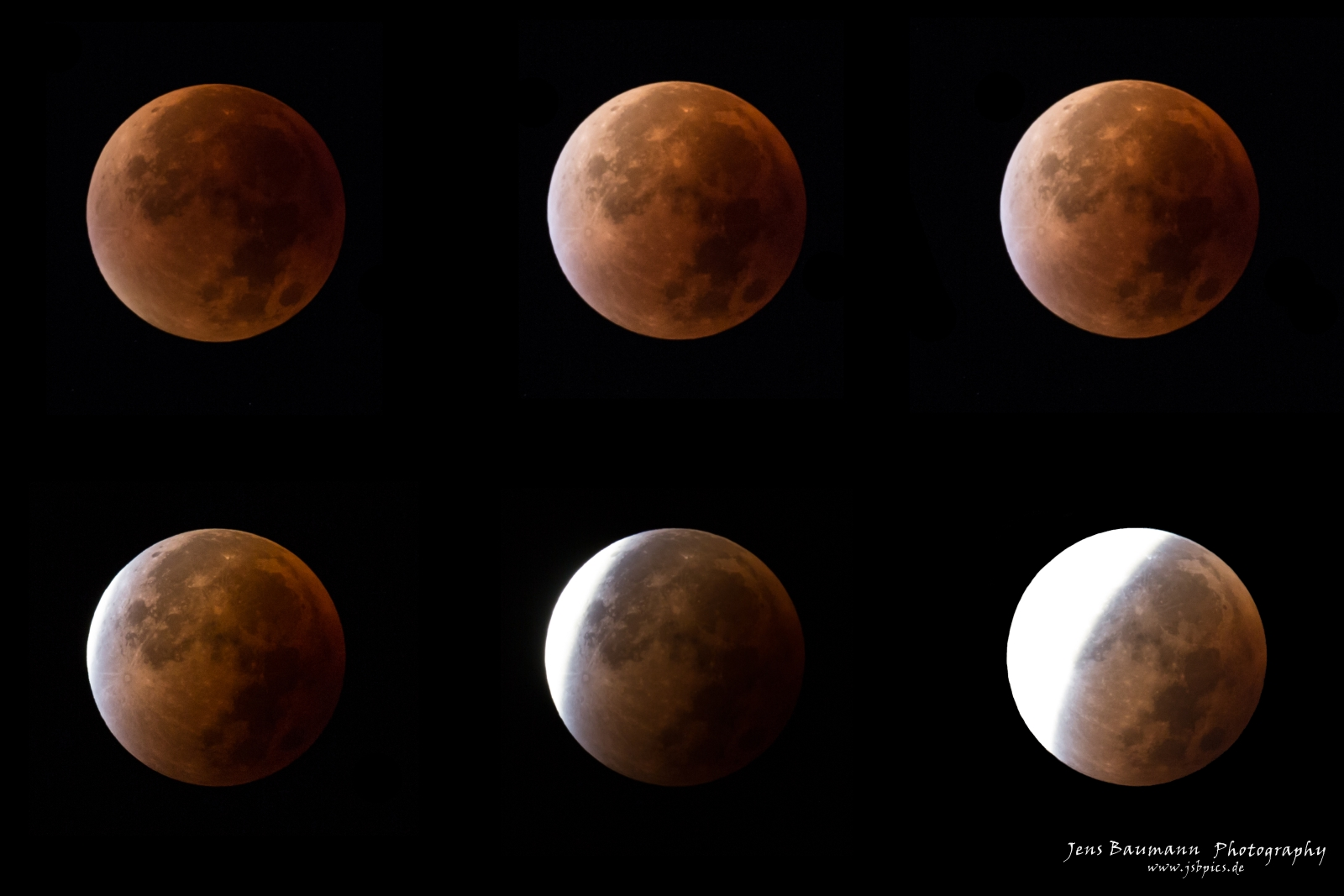 Blood moon - 90 mins watching