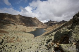 Spronser Lake - Lago Lungo