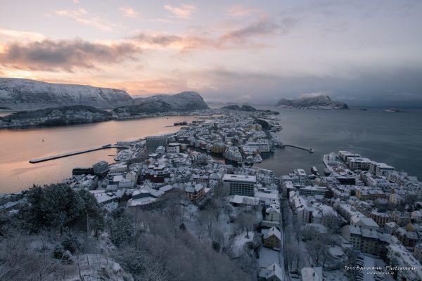 Norway January 2017 – Trondheim to Bergen