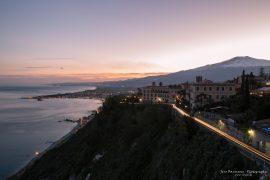 Terrazza Sul Mare Taormina - sunset
