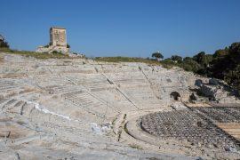 Greek Theatre - Syracuse