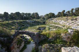 Roman Theatre - Syracuse