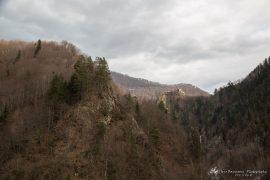 Castle Poenari