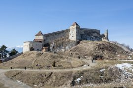 Castle of Rasnov