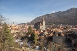 Brasov - view from black tower