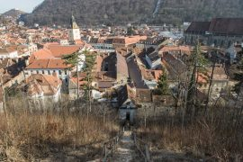 Brasov - view from white tower