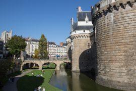 Nantes castle - Chateau des Ducs