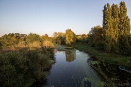 La Sevre River