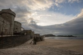 Saint Malo - city walls