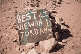 Best view in Jordan