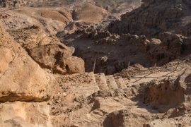 Umm al Biyara Trail