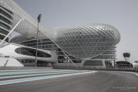 Yas Marina F1 circuit