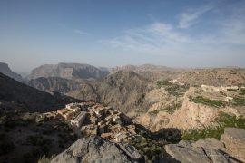 Green Mountain - Jebel Akhdar