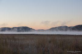 Mankwe Lake in the morning