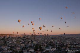 Balloons over Göreme