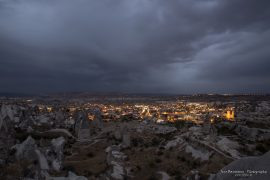 Göreme by night