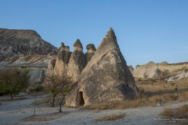 Fairy chimneysFairy chimneys