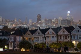 Alamo Square (Painted Ladies)
