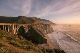 Bixby Bridge Highway 1
