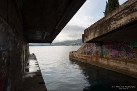 Old Submarine Bunker