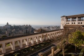 Generalife Gardens (Alhambra)