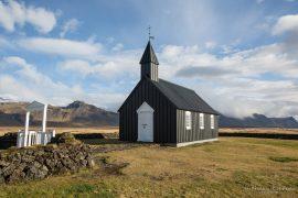 Budakirkja - Black Church